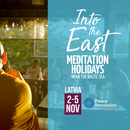 Into the East: Meditation Holidays near the Baltic's picture