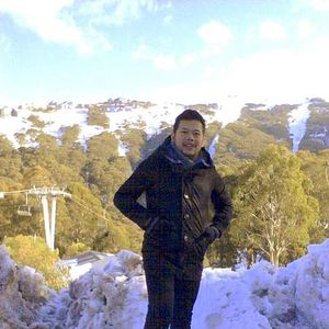 Ade Sitinjak's Photo