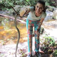 Milena Mendes's Photo