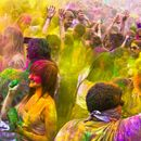 Let's Play Holi's picture