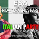Italian Party - Every Friday Erasmus Party's picture