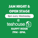 Jam Night / Open Stage @ Teahouse 5's picture