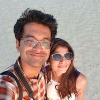 Anu & Bhumi's Photo