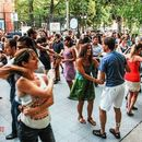 SALSA dancing & ECOLOGICAL Farm & MAPUCHE Conflict's picture