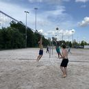 Sand Volleyball Game's picture