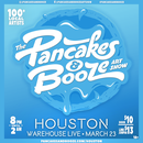 The Houston Pancakes and Booze Art Show 's picture