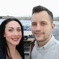Nikolay and Anna Bonapartov's Photo