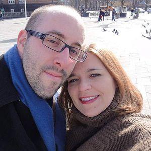 Sylvie and Julien Gérard-Bampi's Photo