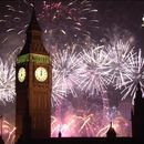 new year in London's picture