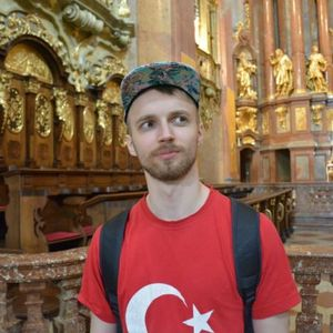 Michał Ruciński's Photo