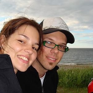 Jean-Francois Lacroix and Sophie Audet's Photo