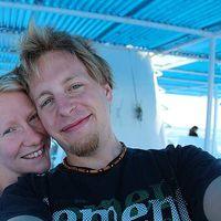 Eva Pentz and Gregor Schamschula's Photo