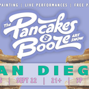 The San Diego Pancakes & Booze Art Show 's picture
