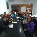 Language exchange at Café Del Real's picture