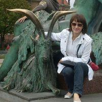 Elena Berestetskaya's Photo