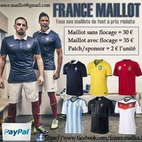 France Maillot's Photo