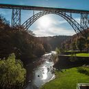 Hiking Müngsten Bridge's picture