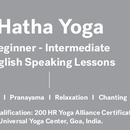 Hatha Yoga in the Park - English Speaking Lessons's picture