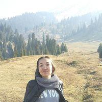 Dinara Medeu's Photo