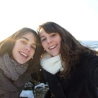 Mathilde and Céline Harnisch's Photo