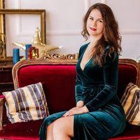 Oksana Slyusarchuk's Photo