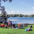 Chilling out at Großer Spektesee Berlin's picture