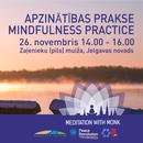 Mindfulness practice at Zaļenieki Manor's picture