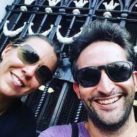 Rodrigo e Gi Camara's Photo