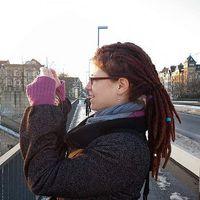 Katharina Uhlig's Photo