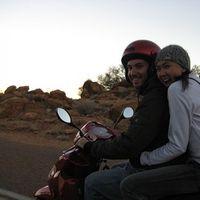 Caleb and Myra's Photo