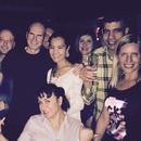 фотография Saturday A Casual Drink with International People