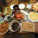 Dinner get together 's picture