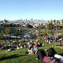 Dolores Park Mimosas Sangrias Day   SF Dyke March's picture