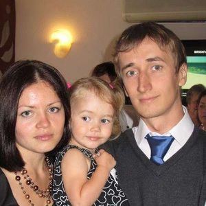 Mariya and Dmitriy Urvancevy's Photo