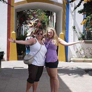 Sandra and Jasmin's Photo