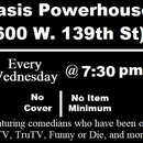 Free Comedy Night @ Oasis Powerhouse's picture