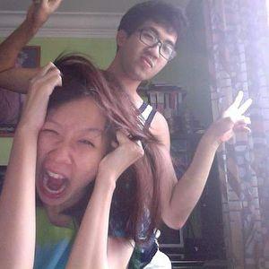 Vincent Wang and Munching Teo's Photo