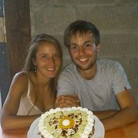 Cyril and Daniella Caron's Photo