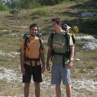 Simon and Xavier Henault's Photo