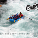 Foto do evento Motorcycle Expedition - White Water Rafting