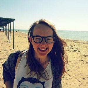 Ksenja Stoychuk's Photo