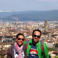 Yael and Aviram Netanel's Photo