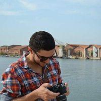 Alessandro Mafrica's Photo