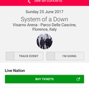 System Of A Down Florence Greek Meet's picture