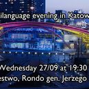 Multilanguage evenings in Katowice's picture