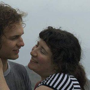 Lola Nikitina and David Heslin