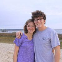 Zach and Causey  Harris's Photo