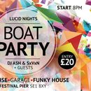 Lucid Nights Boat Party's picture