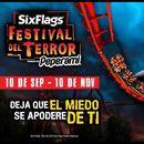 FESTIVAL DEL TERROR six flags mexico's picture