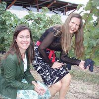 Carmen and  Dr. Christine Buske's Photo